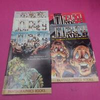 AARDVARK-VANAHEIM JOURNEY WOLVERINE MACALISTAIRE COMICS *SEE DESCRIPTION* (100)