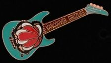 Vancouver Grizzlies Guitar Pin ~ MLB ~ Baseball