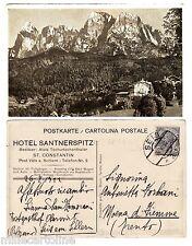 #SEIS- ST. COSTANTIN: HOTEL SANTNERSPITZ