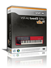 VST-AU Lead 2 Editor [Editor/Librarian for Clavia Nord Lead 2 rack and keyboard]