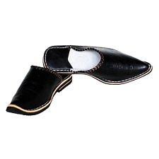 Orientalische Spitzschuhe Ledershuhe  Marokko ECHT LEDER Pantoffel Aladin Schuh
