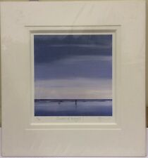 Sarah Jane Walker - Shades of Twilight I - Mounted ( In Stock)