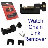 Watch Chain Link Remover 4 Tips 0.60 0.80 1.00 and 1.2mm Neilsen CT4321
