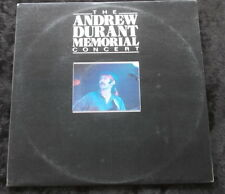 VARIOUS ARTISTS: The Andrew Durant Memorial Concert 2LP COLD CHISEL
