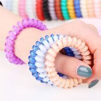 Girl Headdress Hair Accessories Hair Ring Head Rope Telephone Wire Headwear FS