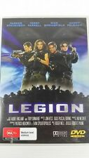 LEGION Parker Stevenson/Rick Springfield/Corey Feldman Space Mutant/Battle DVD
