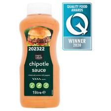 Chipotle Sauce 1 Litre | Burger sauce | with Egg | Chefs Larder | BBE 02/09/2021