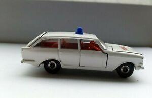 Lone Star Impy Road-Master No. 16 Ford Zodiac Estate Police Patrol