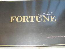 Fortune jeu-business game - 1979 - 100% - excellent état-vintage game