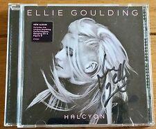 Ellie Goulding - Halcyon Signed Cd Autographed