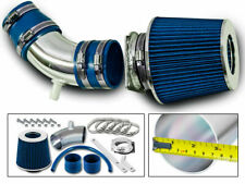 Short Ram Air Intake Kit + BLUE Filter for 01-04 Escape / Tribute 3.0L V6
