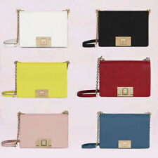 FURLA MIMI Woman Leather Shoulder Bag Classic Series Crossbody Bag Authentic