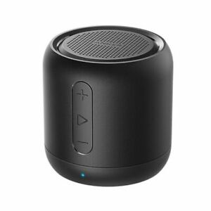 Soundcore Mini, Super-Portable Bluetooth Speaker with 15-Hour Playtime - Black