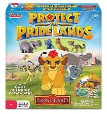 Protect The Pridelands Game - Disney Lion Guard