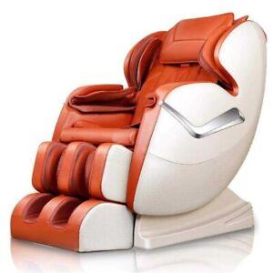 Full Body Electric Massage Chair Recliner Shiatsu W/ Heating&Roller ZERO GRAVITY