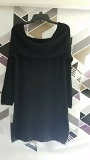 NWT Candies Junior's Off The Shoulder Sweater Dress, Size Large, Retail $48.00