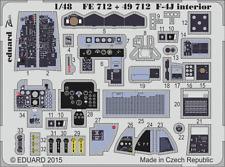 BIG49100 F-4C 1/48 Eduard für kit: Academy