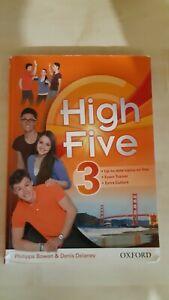 High Five 3 (9780194665254)