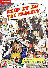 Keep It In The Family - Series 1 - Complete (DVD, 2010)