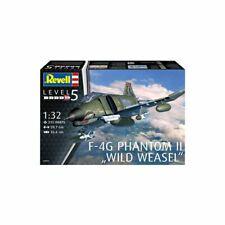 Revell Reve04959 F-4g Phantom Ii Wild Weasel 1/32