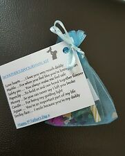 1st fathers day gift, first fathers day survival kit, fathers day gift daddy dad