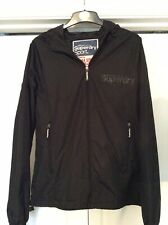 SUPERDRY SPORT BLK MENS JACKET (S)