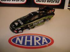 AUTO WORLD ~ NHRA  Alexis DeJoria Patron Toyota Camry Body ~ Fits AFX, AW, JL