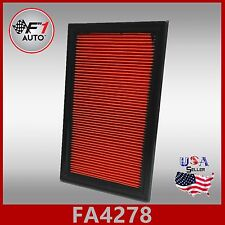 FA4278 CA4309 PREMIUM ENGINE AIR FILTER for I30 J30 JX35 QX4 PATHFINDER & QUEST