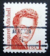 Sc # 2168 ~ 1 cent Margaret Mitchell Issue, Precancel, ALACHUA FL (al17)