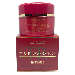 ORIFLAME Time Reversing Intense 55+ Night Cream 50ml - 1.6fl.oz.