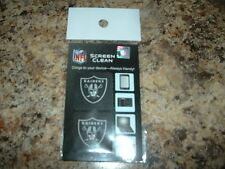 NFL Oakland Raiders Screen Clean New Never Opened
