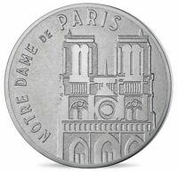 NOUVEAU ! MEDAILLE médaille NOTRE DAME DE PARIS