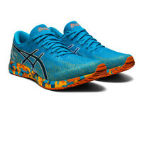 Asics Mens Gel-DS Trainer 26 Noosa Running Shoes Trainers Sneakers Blue Orange
