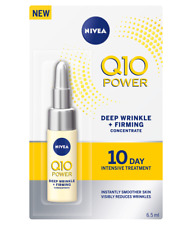 Nivea Q10 Power Deep Anti-Wrinkle Firming Concentrate 10 Day Treatment Ampule