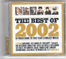 (GQ187) The Best of 2002, 18 tracks various artists - 2002 - Sealed Uncut CD