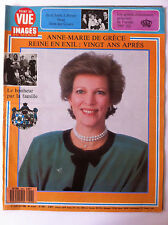 POINT DE VUE du 01/01/1988; Noel de la Suède à Monaco/ Anne Marie de Gèce