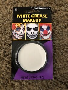 amscan Face Paint - White Grease