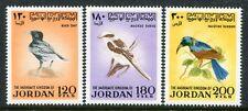 JORDANIEN JORDAN 1970 Vögel Birds Uccelli Oiseaux 790-92 ** MNH