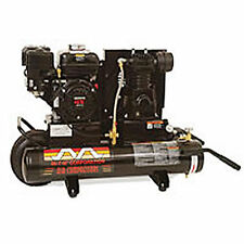Mi-T-M 5.5-HP 8-Gallon Gas Wheelbarrow Air Compressor w/ Honda Engine