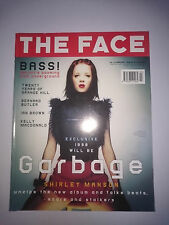 Face Magazine ,Vol 3 No 13 Feb 1998 Garbage (MINT)