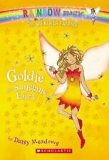 Weather Fairies #4: Goldie the Sunshine Fairy: A Rainbow Magic Book: By Meado...