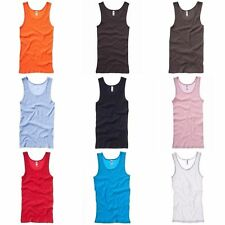 Sleeveless V Neck Cotton Tops & Shirts Plus Size for Women