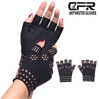 2pcs Copper Arthritis Gloves Hand Support Compression Sleeve Joint Pain Relief