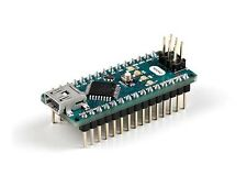 Arduino Nano Development Board mini-B USB, FTDI, PWM, SPI  16Kb flash A000005