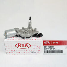 New OEM Wiper Motor Rear 98710 2E000 for Kia Sportage 2005 - 2009 2.0L 2.7L