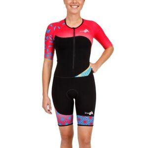 Kiwami Tokyo LD Aero - Triathloneinteiler für Damen, Mittel- oder Langdistanz