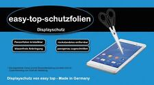 LG Electronics P705 Optimus L7 Antishock - 3x Panzerfolie Transparent Kristallkl