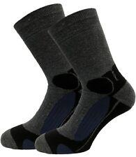 Herren Winter- Socken im 6er Pack - Thermosocken mit Polsterzonen 85% Baumwolle