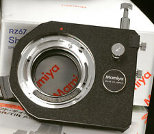 Mamiya RB or RZ Tilt Shift Adapter NI701 RZ 67 PRO SD IID II Modified RB RB67