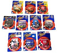 (Lot of 10) NASCAR Winners Circle Dale  Earnhardt #3, #15 Others  1/64